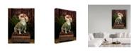 "Trademark Global Sharon Forbes 'Sophia' Canvas Art - 14"" x 19"""