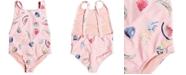 Roxy Toddler Girls 1-Pc. Splashing You Swimsuit