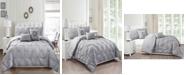 Duck River Textile Akita Queen 6-Pc. Comforter Set