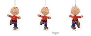 Hallmark Peanuts Charlie Brown Skating Christmas Ornament