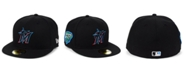New Era Miami Marlins Opening Day 59FIFTY-FITTED-FITTED Cap