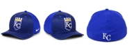 Nike Kansas City Royals Velocity Swooshflex Stretch Fitted Cap