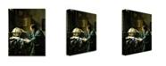 "Trademark Global Jan Vermeer 'The Astronomer' Canvas Art - 24"" x 18"""