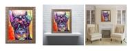 """Trademark Global Dean Russo 'Doberman' Ornate Framed Art - 11"""" x 14"""""""