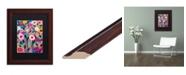 """Trademark Global Carrie Schmitt 'Autumn Splendor' Matted Framed Art - 11"""" x 14"""""""