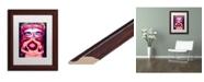"Trademark Global Natasha Wescoat 'Deeply Fated' Matted Framed Art - 11"" x 14"""