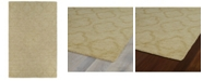 "Kaleen Imprints Modern IPM02-28 Yellow 3'6"" x 5'6"" Area Rug"