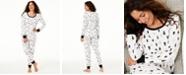 Family Pajamas Matching Women's Tree-Print Pajamas Set, Created For Macy's