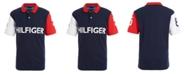Tommy Hilfiger Little Boys Felix Colorblocked Logo-Print Polo Shirt