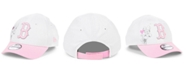 New Era Toddlers & Little Girls Boston Red Sox Minnie Heart 9FORTY Adjustable Cap