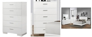 Coaster Home Furnishings Felicity 5-Drawer Chest