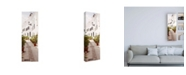 "Trademark Global Philippe Hugonnard Made in Spain 2 White City Street of Mijas IV Canvas Art - 27"" x 33.5"""