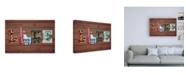 "Trademark Global Design Turnpike ID State Love Canvas Art - 27"" x 33.5"""