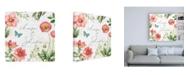 "Trademark Global Katie Pertiet Studio Botanicals V Canvas Art - 15.5"" x 21"""