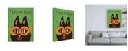 "Trademark Global Janelle Penner Spooktacular XII Canvas Art - 27"" x 33.5"""