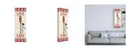 "Trademark Global Janelle Penner Vintage Lake XII Canvas Art - 27"" x 33.5"""