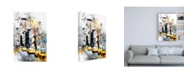 """Trademark Global Philippe Hugonnard NYC Watercolor Collection - 401 Broadway Canvas Art - 19.5"""" x 26"""""""