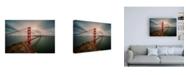 """Trademark Global Bruce Gett Batteries Spencer Canvas Art - 15.5"""" x 21"""""""