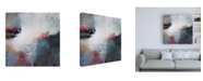 "Trademark Global Karen Hal Detour Canvas Art - 15.5"" x 21"""