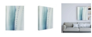 "Trademark Global Lupen Grainn Pale Blue Agave No. 2 Canvas Art - 27"" x 33.5"""