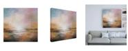 "Trademark Global Karen Hal Warm Surrender Canvas Art - 15.5"" x 21"""