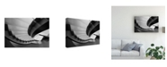 "Trademark Global Olavo Azevedo Chainwheel Canvas Art - 20"" x 25"""