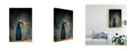 "Trademark Global Howard Ashton Jones Decay Dying Rose Canvas Art - 37"" x 49"""