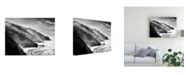 "Trademark Global Monte Nagler Pacific Foothills Big Sur California Canvas Art - 20"" x 25"""