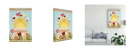 "Trademark Global June Erica Vess Easter Sweeties I Canvas Art - 15"" x 20"""