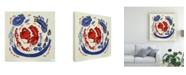 "Trademark Global Patricia A. Reed Fruits De Mer Canvas Art - 19.5"" x 26"""