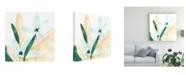 """Trademark Global June Erica Vess Garden Essence IX Canvas Art - 15.5"""" x 21"""""""