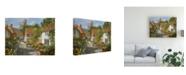 """Trademark Global Peter Snyder Smarden, Kent Canvas Art - 27"""" x 33.5"""""""