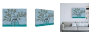 "Trademark Global Regina Moore Jar of Stems II Canvas Art - 27"" x 33.5"""