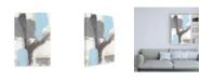 "Trademark Global Regina Moore Kenetic I Canvas Art - 27"" x 33.5"""
