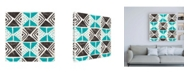 "Trademark Global June Erica Vess Kitwe VIII Canvas Art - 19.5"" x 26"""