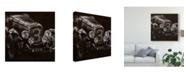 "Trademark Global Ethan Harper Vintage Grand Prix I Canvas Art - 27"" x 33"""