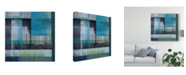 "Trademark Global Julie Joy Vibrations II Canvas Art - 27"" x 33"""