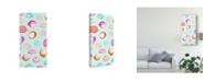 "Trademark Global Prunis Dulcis Fruit Juice I Canvas Art - 15"" x 20"""