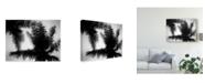 "Trademark Global Debra Van Swearingen Palm Tree Looking Up I Canvas Art - 20"" x 25"""