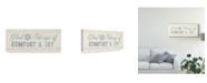 "Trademark Global Danhui Nai Floursack Holiday VI Canvas Art - 20"" x 25"""