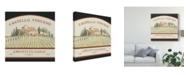 "Trademark Global Daphne Brissonnet Tuscan Flavor IV Canvas Art - 15"" x 20"""