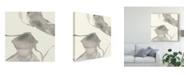 """Trademark Global Chris Paschke Gesture IV Canvas Art - 20"""" x 25"""""""