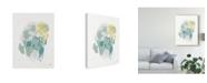 "Trademark Global Moira Hershey Hopeful II Canvas Art - 37"" x 49"""