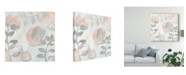 "Trademark Global June Erica Vess Chromatic Fresco I Canvas Art - 27"" x 33"""