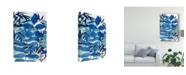 "Trademark Global Naomi Mccavitt Morning Dew I Canvas Art - 20"" x 25"""
