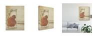 """Trademark Global Irena Orlov Herb Still Life V Canvas Art - 37"""" x 49"""""""