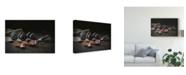 "Trademark Global Christine Sainte-Laudy Instant Gourmand Canvas Art - 37"" x 49"""