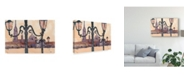 "Trademark Global Samuel Dixon Venice Watercolors XII Canvas Art - 20"" x 25"""
