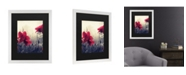 """Trademark Global Philippe Sainte-Laudy Limitless Matted Framed Art - 20"""" x 25"""""""