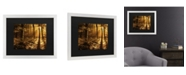 "Trademark Global Philippe Sainte-Laudy Morning Light Matted Framed Art - 20"" x 25"""